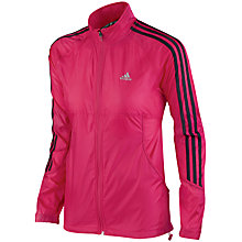 Buy Adidas Response DS Windproof Jacket Online at johnlewis.com