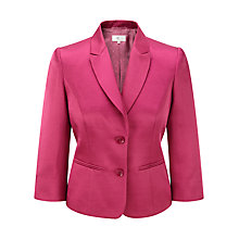 Buy CC Pocket Jacket, Hot Pink Online at johnlewis.com