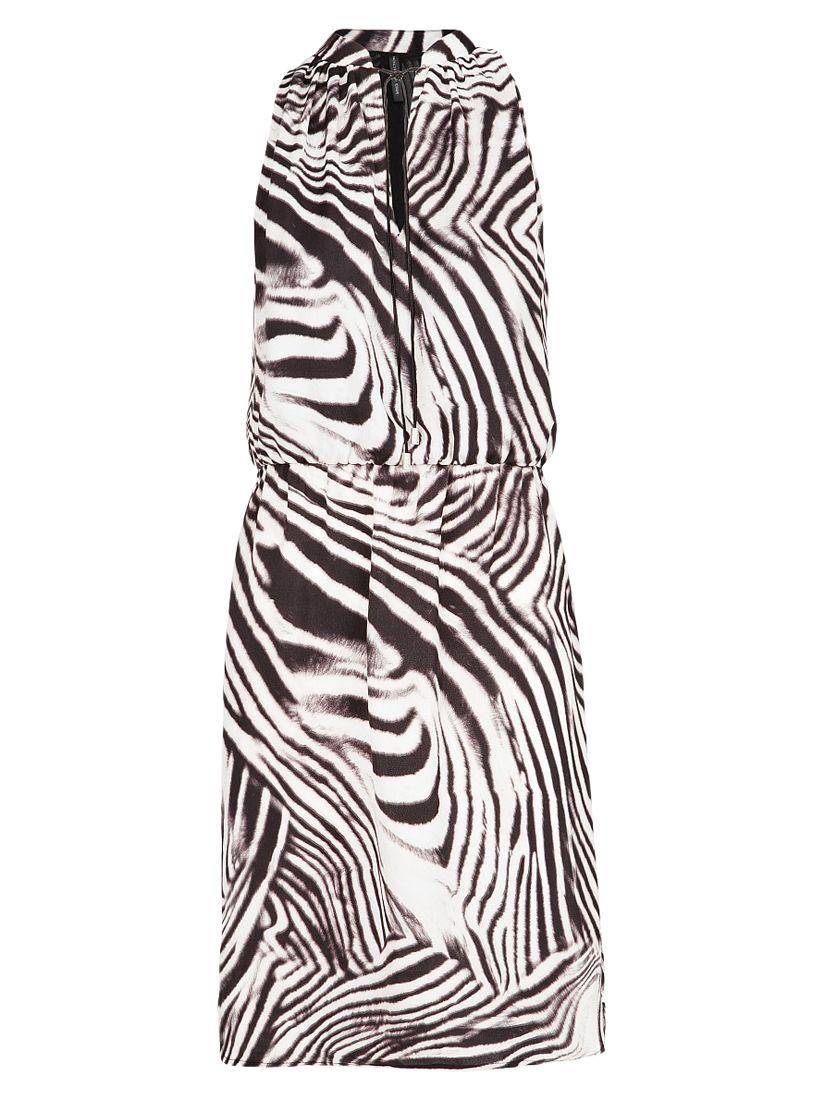 mango zebra print dress black, mango, zebra, print, dress, black, 12 14 8 6 10, women, womens holiday shop, dresses, womens dresses, 487484