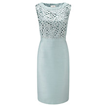 Buy CC Lace Shift Dress, Sea Foam Online at johnlewis.com