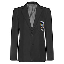 Buy Lyndon School, Solihull Boys' Blazer, Black Online at johnlewis.com
