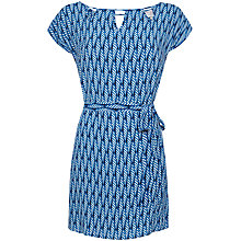 Buy allegra by Allegra Hicks Carla Top, Shells Blue Online at johnlewis.com