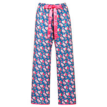 Buy Cyberjammies Floral Print Pant, Multi Online at johnlewis.com