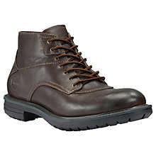 Buy Timberland Earthkeepers® Ryker Waterproof Chukka Boot, Red Brown Online at johnlewis.com