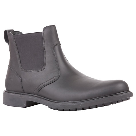 Buy Timberland Stormbucks Waterproof Leather Chelsea Boots Online at johnlewis.com