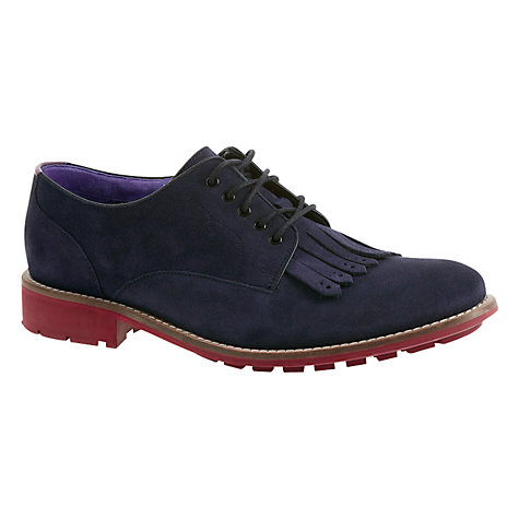 Buy Ted Baker Tich 2 Suede Derby Shoes Online at johnlewis.com