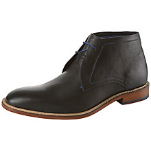 Buy Ted Baker Torsdi Leather Chukka Boots Online at johnlewis.com