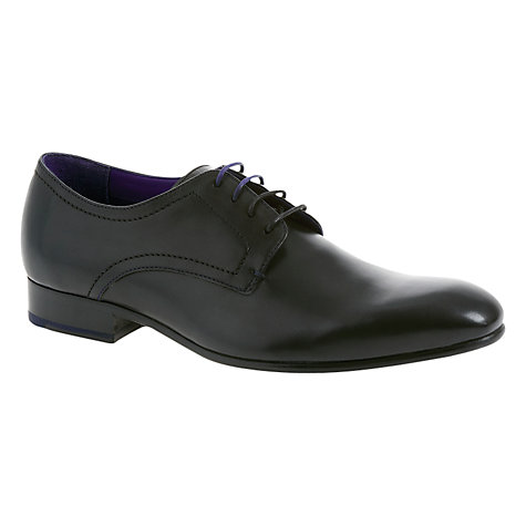 Buy Ted Baker Billay 3-Eye Leather Derby Shoes Online at johnlewis.com