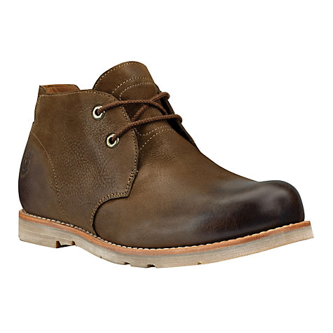 Buy Timberland Earthkeepers® Rugged Nubuck Leather Chukka Boots Online at johnlewis.com