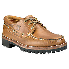 Buy Timberland Eartkeepers Leather Boat Shoes Online at johnlewis.com