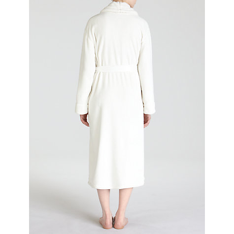 Buy DKNY Signature Fold Bath Robe Online at johnlewis.com