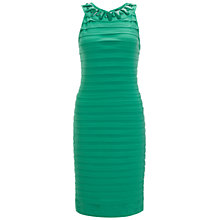 Buy Adrianna Papell Band Bead Dress, Spearmint Online at johnlewis.com