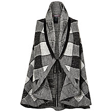 Buy Crea Concept Checked Gilet Online at johnlewis.com