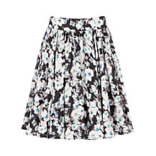 Buy Reiss Daisy Print Skirt, Multi Online at johnlewis.com