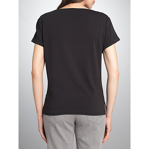 Buy Betty Barclay Stud Cuff T-Shirt Online at johnlewis.com