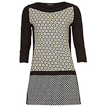 Buy Betty Barclay Diamond Tunic, Beige/Black Online at johnlewis.com