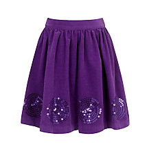 Buy John Lewis Girl Sequin Corduroy Skirt Online at johnlewis.com