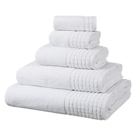 Buy House by John Lewis Towels Online at johnlewis.com