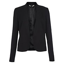 Buy Jigsaw Tailored Jacket, Black Online at johnlewis.com