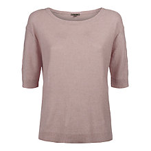 Buy Jigsaw Linen Jumper Online at johnlewis.com