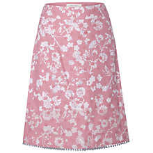 Buy White Stuff Rose Skirt, Sweet Sorbet Online at johnlewis.com