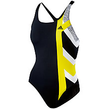 Buy Adidas Infinitex+ Xtreme One Piece Swimsuit Online at johnlewis.com