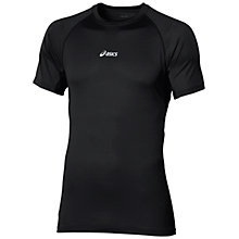 Buy Asics Hermes Short Sleeve Top Online at johnlewis.com