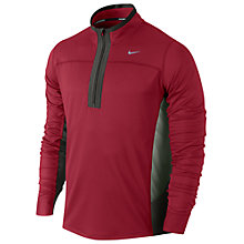 Buy Nike Technical 1/2 Zip Long Sleeve Top Online at johnlewis.com