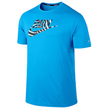 Buy Nike Legend Run Short Sleeve T-Shirt Online at johnlewis.com