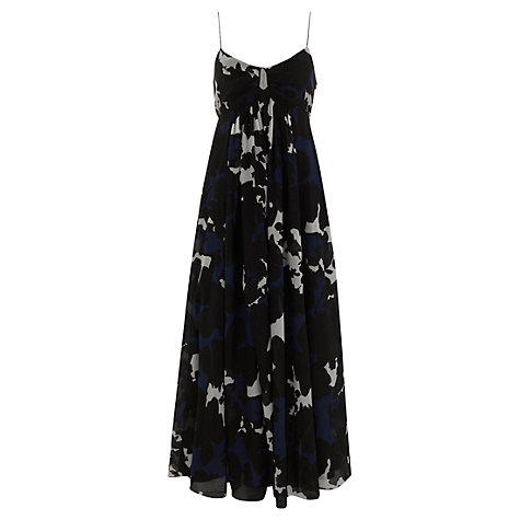 Buy Mint Velvet Cleo Print Maxi Dress, Multi Online at johnlewis.com