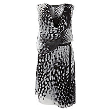 Buy Mint Velvet Kaylie Printed Belt Dress, Multi Online at johnlewis.com