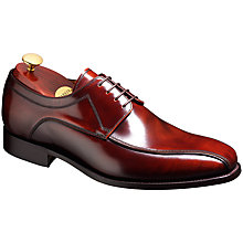 Buy Barker Newbury Goodyear Welt Leather Derby Shoes Online at johnlewis.com