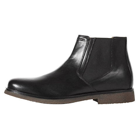 Buy Geox Claudio Leather Chelsea Boots Online at johnlewis.com