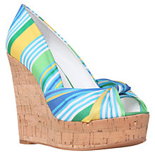 Buy Nine West ChillPill2 Wedged Sandals Online at johnlewis.com