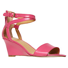 Buy Nine West Reelymind Wedged Sandals Online at johnlewis.com