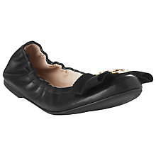 Buy L.K. Bennett Steffy Ballerina Pumps Online at johnlewis.com
