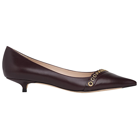 Buy L.K. Bennett Lara Kitten Heels Online at johnlewis.com
