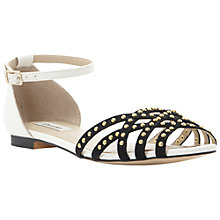 Buy Dune Jackee Two Part Studded Vamp Sandals Online at johnlewis.com