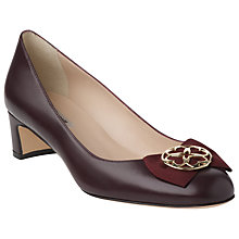 Buy L.K. Bennett Robin Heels Online at johnlewis.com