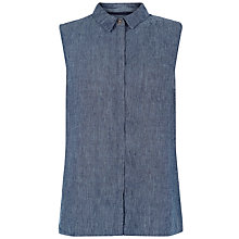 Buy Fenn Wright Manson Ceanna Shirt, Indigo Online at johnlewis.com