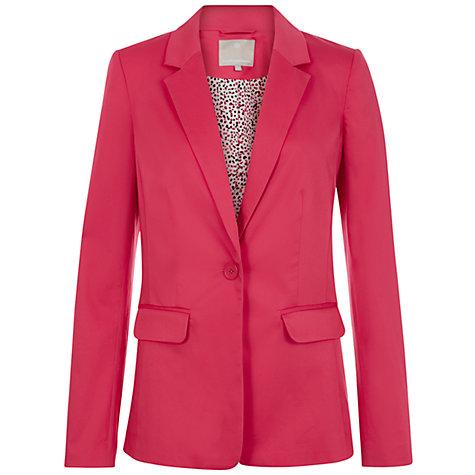 Buy Fenn Wright Manson Taylor Jacket, Hot Pink Online at johnlewis.com