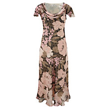 Buy CC Floral Burnout Dress, Multi Online at johnlewis.com