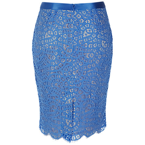 Buy Fenn Wright Manson Hailey Skirt, Sea Blue Online at johnlewis.com