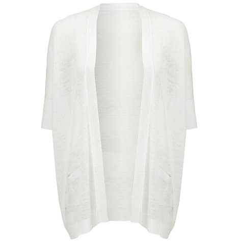 Buy Fenn Wright Manson Calyn Cardigan, White Online at johnlewis.com