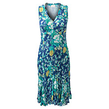 Buy East Florencia Print Dress, Ceramic Online at johnlewis.com