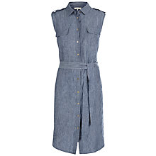 Buy Fenn Wright Manson Josie Dress, Indigo Online at johnlewis.com