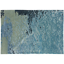 Buy John Lewis Serenity Rug, Blue Online at johnlewis.com