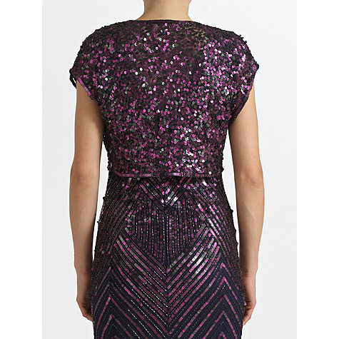 Buy John Lewis Sequin Shrug Online at johnlewis.com