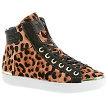Buy Ted Baker Merip High-Top Trainers Online at johnlewis.com