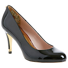 Buy Ted Baker Marae2 Court Shoes, Black Online at johnlewis.com